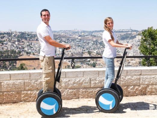 אולטרה מידי סיורי סגווי בירושלים | כל המסלולים והחברות המומלצות - ירושלים ברשת XR-84